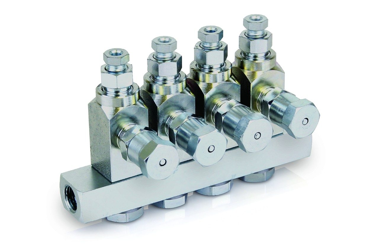 GL-32 grease injectors