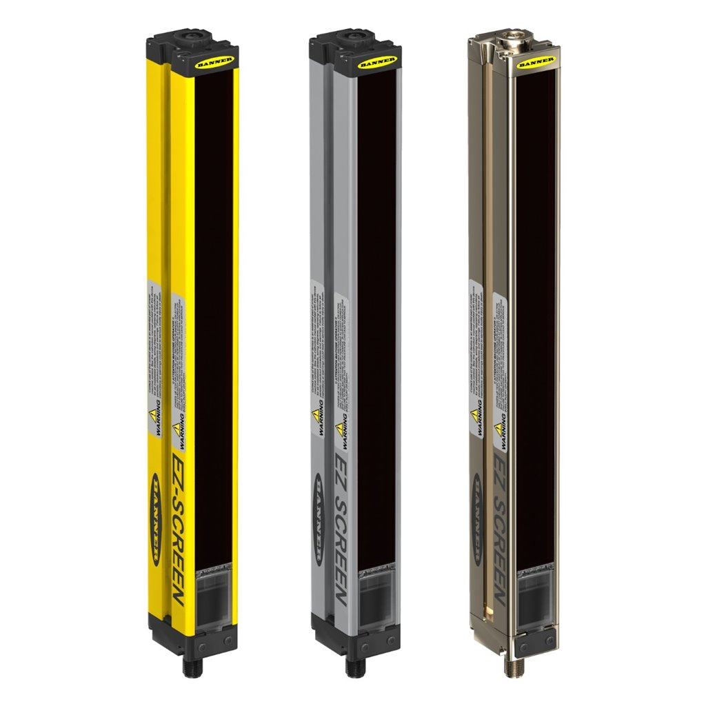 SLSP14 450Q88Banner Safety EZ SCREEN TYPE 4TSI Solutions
