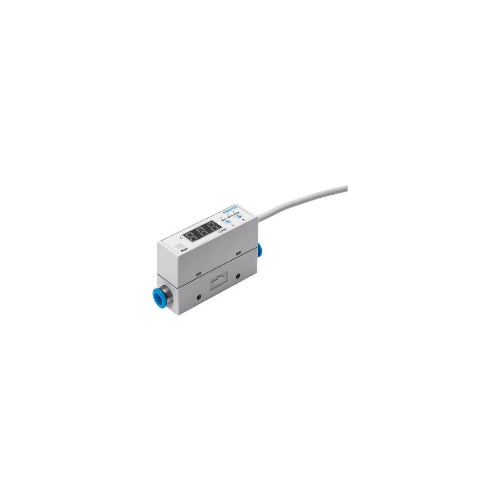 Festo 538520 Flow Sensor Pozostałe Hydraulika, pneumatyka i pompy Model SFE3-F010-L-WQ6-2PB-K1