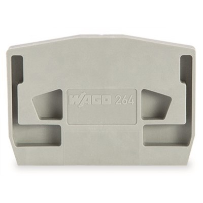 WAGO END PLATE