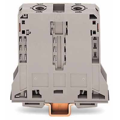 WAGO 2-Conductor Through Terminal Block,