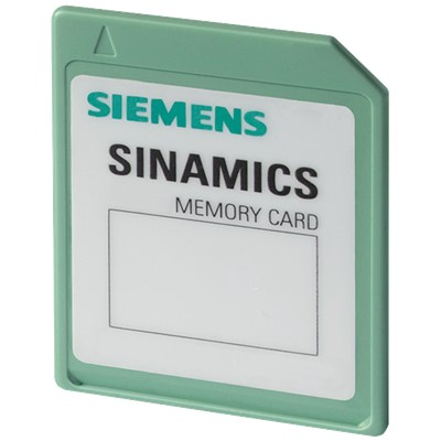 Siemens SINAMICS SD-CARD 512 MB empty