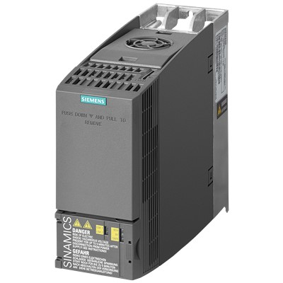 Siemens SINAMICS G120C Rated Power