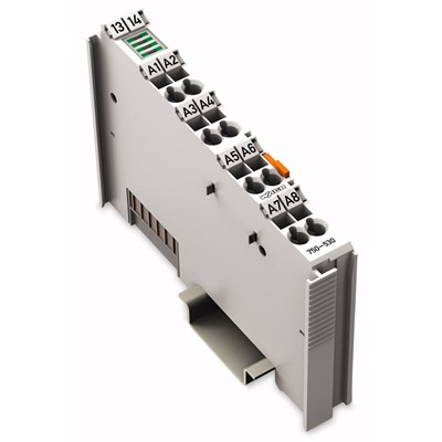 WAGO 8 Channel Output - 24 VDC, 0.5A