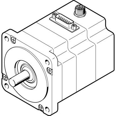 Stepper Motor Tsi Solutions Featuring Festo Motors