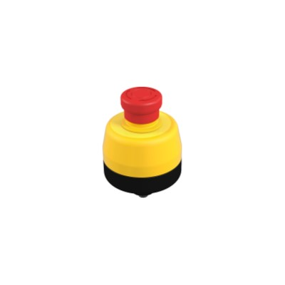 Banner 30 mm Mount Emergency Stop Button
